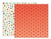 Wild Child Paper Eleven - Pink Paislee