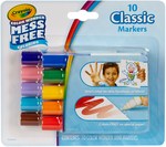 Classic - Crayola Color Wonder Mini Markers