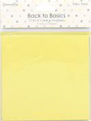 "Baby Steps - Dovecraft Back To Basics Cards W/Envelopes 6""X6"" 12/Pkg"