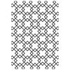 "Diamond Tiles - Kaisercraft Embossing Folder 4""X6"""
