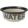 Water - PetRageous Designs Bowl - Holds 2 Cups Hand-crafted stoneware in a variety of patterns, colors and sizes. Dishwasher and microwave safe. This package contains one pet bowl that holds 2 cups. Comes in a variety of designs. Each sold separately. Imported.