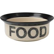 Food - PetRageous Designs Bowl - Holds 4 Cups