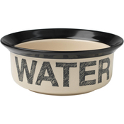 Water - PetRageous Designs Bowl - Holds 4 Cups