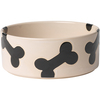 Slicker Bones - PetRageous Designs Kool Bones Bowl - Holds 2.5 Cups Hand-crafted stoneware in a variety of patterns, colors and sizes. Dishwasher and microwave safe. This package contains one pet bowl that holds 2.5 cups. Comes in a variety of designs. Each sold separately. Imported.