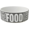 Food/Water - PetRageous Designs Bowl - Holds 2 Cups Hand-crafted stoneware in a variety of patterns, colors and sizes. Dishwasher and microwave safe. This package contains one 5x5x2 inch pet bowl that holds 2 cups. Comes in a variety of designs. Each sold separately. Imported.