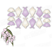Bell Floral 1 - Dee's Distinctively Dies