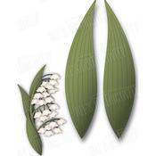 Floral Leaf - Dee's Distinctively Dies