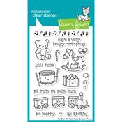 Pa-Rum-Pa-Pum-Pum Clear Stamps - Lawn Fawn