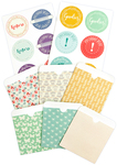 Pockets & Labels - Julie Nutting Planner Inserts