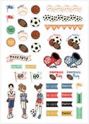 Sport - Julie Nutting Planner Stickers