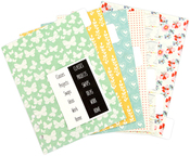 W/Labels - Julie Nutting Planner Tabbed Dividers