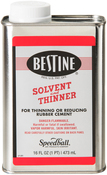1 Pint - Bestine Solvent And Thinner