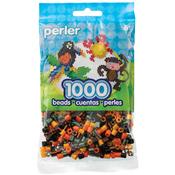 Pumpkin Patch - Perler Beads 1,000/Pkg