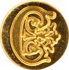 C - Ceramic Seal W/Red Wax