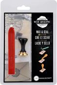 Q - Ceramic Seal W/Red Wax