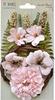 """Natural Blush - Seaside Blooms 1.5""""-2.25"""" 16/Pkg"""