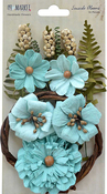"Sea Breeze - Seaside Blooms 1.5""-2.25"" 16/Pkg"