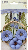 "Bluebell - Cottage Blooms 2"" 12/Pkg"