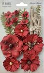 """Poppy - Blossom Blends 2.5"""" 13/Pkg"""