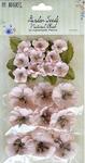 "Natural Blush - Garden Seed Flowers .75""-1.5"" 29/Pkg"