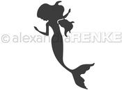 """Mermaid 1.54""""X3.42"""" - Alexandra Renke Dies"""