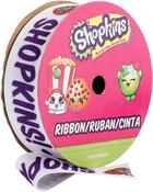 """I Love Shopkins - Shopkins Ribbon 7/8""""X9'"""