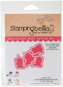 Set Of Unicorns - Stamping Bella Fairy Tale Cut It Out Dies