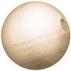 """Round Bead 1"""" (7/32"""" Hole) 4/Pkg - Wood Turning Shapes"""
