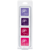 Floral Hues - Hero Arts Dye Ink Cubes 4 Colors