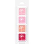 Rose Petals - Hero Arts Dye Ink Cubes 4 Colors