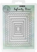Nesting Postage Stamps - Hero Arts Infinity Dies