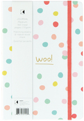 "Woo! - Kaiser Style A5 Journal 5.75""X8.25"""