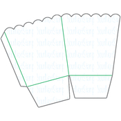 Mini Popcorn Box - Your Next Stamp Die