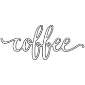 Fancy Coffee - Your Next Stamp Die