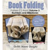 Volume 3, 17 Patterns - Debbi Moore CD Rom Book Folding Patterns