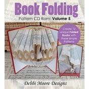 Volume 5, 12 Patterns - Debbi Moore CD Rom Book Folding Patterns