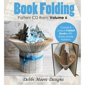 Volume 6, 8 Patterns - Debbi Moore CD Rom Book Folding Patterns