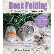 Volume 8, 8 Designs - Debbi Moore CD Rom Book Folding Patterns