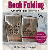 Volume 3, 12 Designs - Debbi Moore CD Rom Cut & Fold Book Folding Patterns