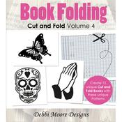 Volume 4, 12 Designs - Debbi Moore CD Rom Cut & Fold Book Folding Patterns