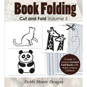 Volume 5, 12 Designs - Debbi Moore CD Rom Cut & Fold Book Folding Patterns