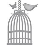 Bird Cage - Spellbinders Shapeabilities Die D-Lites