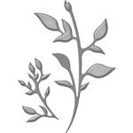 Plants - Spellbinders Shapeabilities Die D-Lites