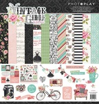 Vintage Girl Collection Pack - Photoplay