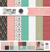 Vintage Girl Tiny Prints Collection Pack - Photoplay