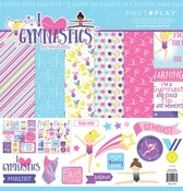 I Love Gymnastics Collection Pack - Photoplay