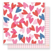Heart Eyes Paper - Main Squeeze - Crate Paper