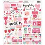 Main Squeeze Sticker Sheet - Crate Paper