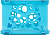 "Teal - Mini Crate 9""X7.75""X6"""