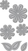 Venise Lace-Cinch & Go Flowers Two - Spellbinders Shapeabilities Dies By Becca Feeken